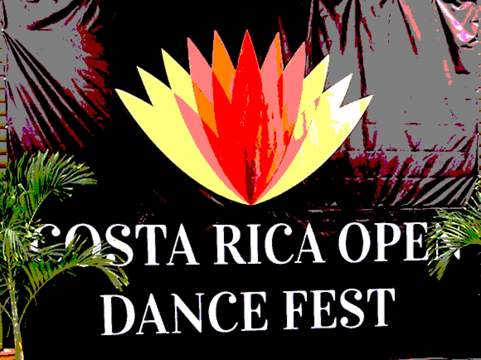 Costa Rican Open Dance Fest 2108