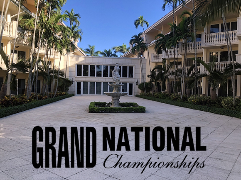 Grand Nationals Dance Championships 2018