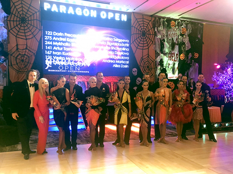 Paragon Open Dancesport Championships 2018