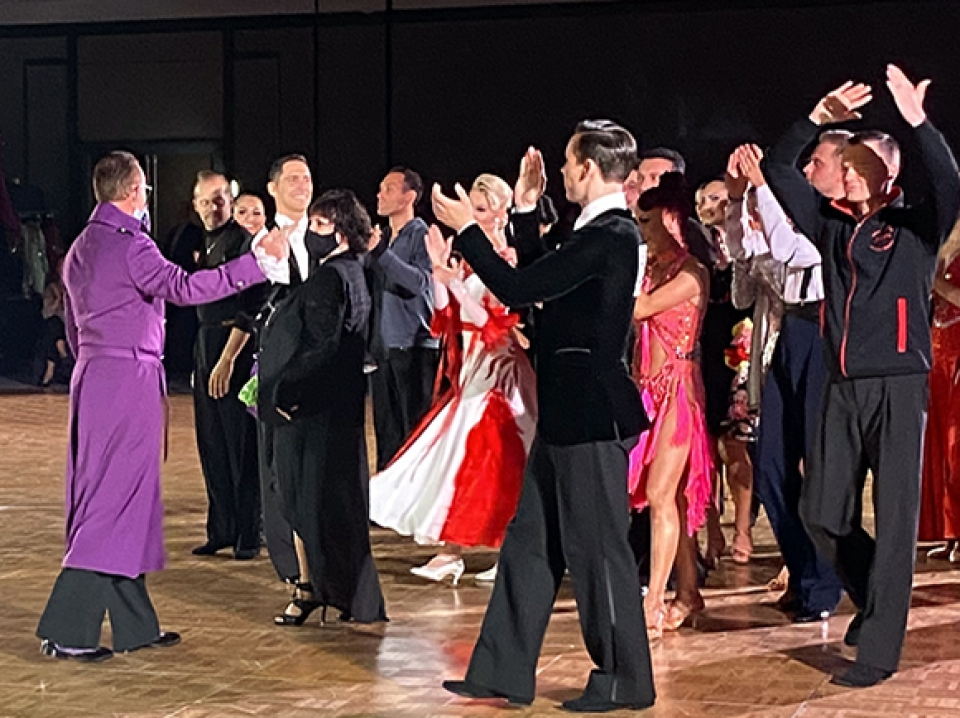 Twin Cities Open Ballroom Championships 2020
