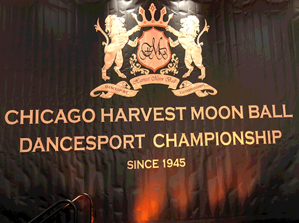 Chicago Harvest Moon Ball 2018