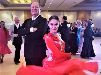 The Value of Being a Ballroom Dance Student - Winning regardless of Winning